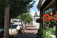 Looking North on Standish Street, South Duxbury, MA.jpg