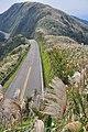 Looking down road from Buyan Pavilion.jpg