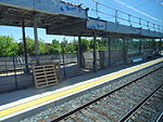 Looking out the left window on a trip from Union to Pearson, 2015 06 06 A (493) (18661190661).jpg