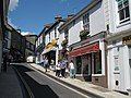 Looking up Fore Street, Kingsbridge - geograph.org.uk - 1434352.jpg