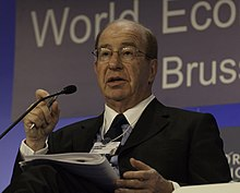 Lord Peter Levene - World Economic Forum on Europe 2010.jpg