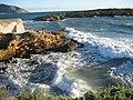 Los Baños de la Marrana, Cabo Tiñoso y la isla (2006) - (No watermarks).jpg
