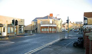 Loughor Human settlement in Wales