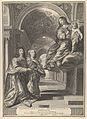 Louis XIII and Anne of Austria Presenting the Dauphin to the Virgin MET DP836228.jpg