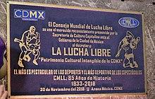 Lucha libre mexicana - Wikipedia, la enciclopedia libre