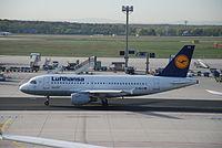 D-AILA - A319 - Lufthansa