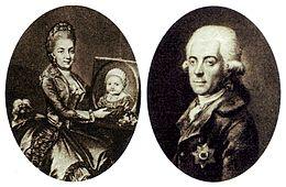 Die Eltern (Quelle: Wikimedia)