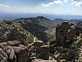 Lunch with a view on Mount Lemmon.jpg