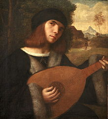 The Luth player