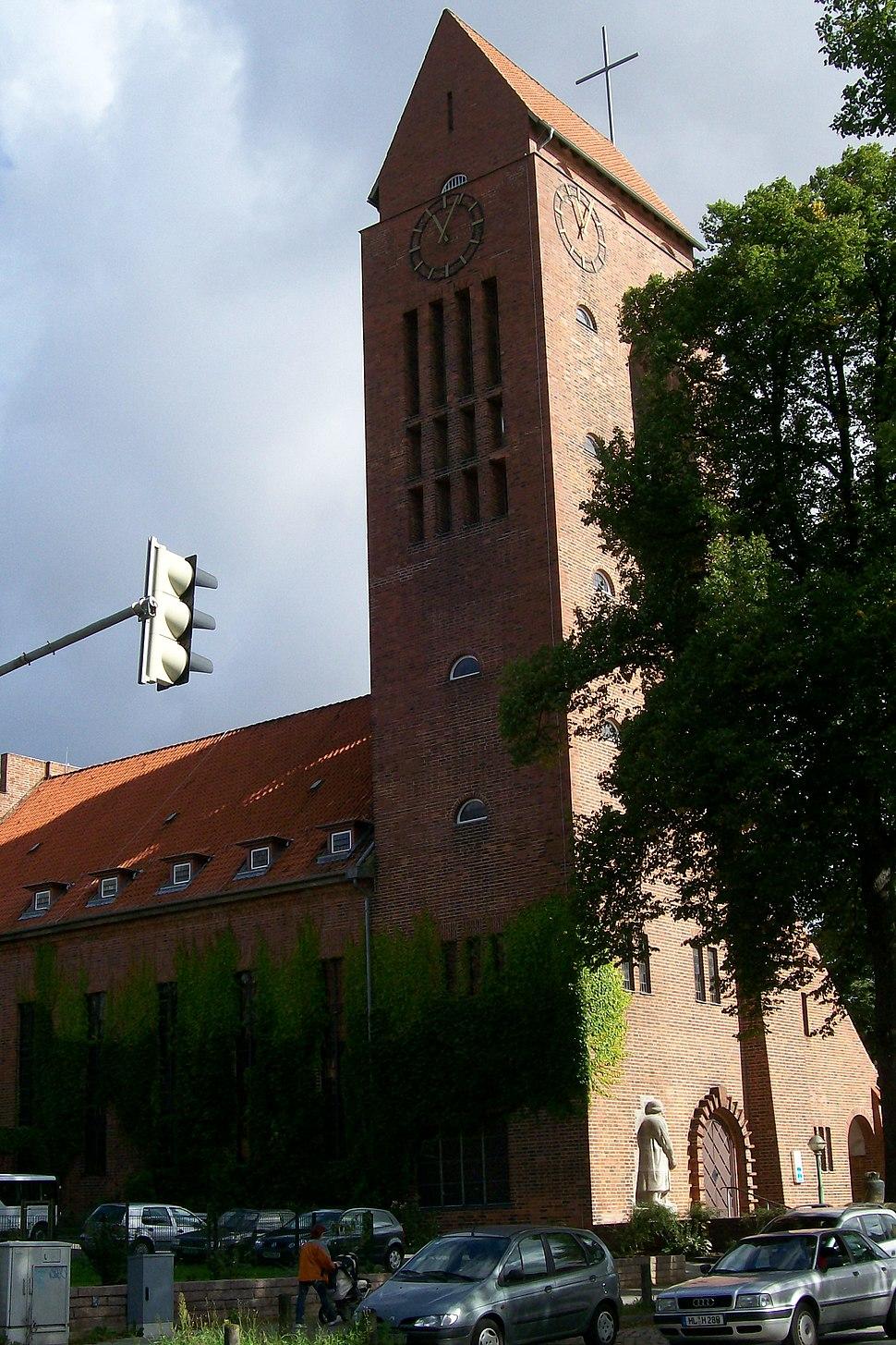 LutherkircheLübeck