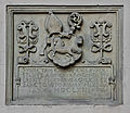 Luxembourg City Hôtel St Maximin plaque west.jpg