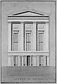 Lyceum of Natural History, New York (front elevation) MET MM62224.jpg