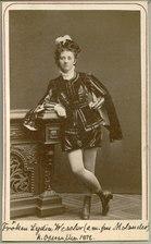 Lydia Wessler, rollporträtt - SMV - H6 053.tif
