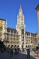 München - Neues Rathaus - Marienplatz (7326669032).jpg