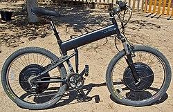 Electric Bikes Tidal Car Family