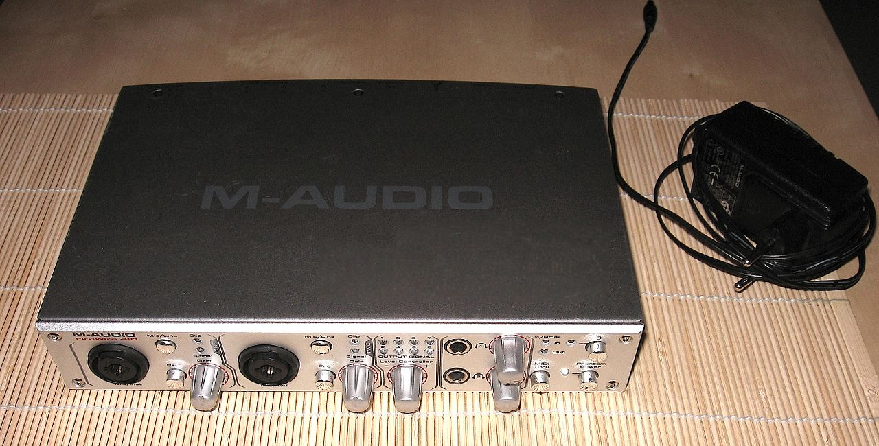 M-AUDIO FW410 WINDOWS XP DRIVER