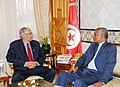 M. Abdallah Turki reçoit l'Ambassadeur du Soudan à Tunis (6667305865).jpg
