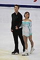 M. Duhamel and C. Buntin at 2009 Cup of China.jpg
