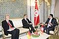 M. Rafik Abdessalem, reçoit son homologue Allemand, Guido Westerwelle. (6667051915).jpg