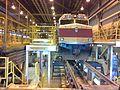 MBTA 1011 at MBTA CRMF, November 2011.jpg