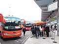 MC 澳門 Macau 關閘 Portas do Cerco 關閘廣場 Praça das Portas do Cerco border gate square bus terminus January 2019 SSG 14.jpg