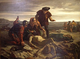 Battle of Nancy - Image: MULO Charles the Bold corpse
