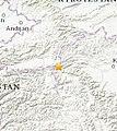 M 5.4 - Kyrgyzstan-Tajikistan-Xinjiang border region.jpg