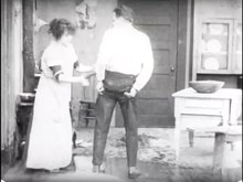 File:Mabel and Fatty s Wash Day 1915 MABEL NORMAND FATTY ARBUCKLE Mack Sennett.webm