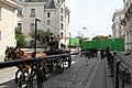 Madame Nobel - film set at the Embassy of France in Vienna May 2014 10.jpg