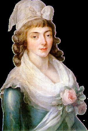 Girondins - Madame Roland