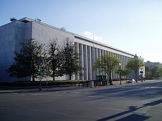 United States Copyright Office - The James Madison Memorial Building, which houses the office