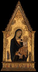 Madonna and Child with Saints and Angels MET DP367960.jpg