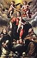 Madonna col Bambino adorata dai santi Domenico e Francesco - Tanzio da Varallo.jpg