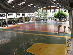 Don Bosco Technical Institute, Makati - Magone Dome