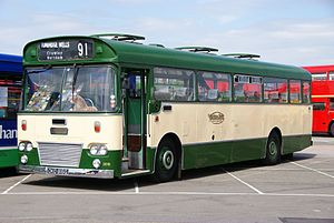 Maidstone & District bus 2816 (OKO 816G), 2010 North Weald bus rally.jpg