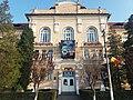 "Main building of the school Liceul Teoretic ""Aurel Vlaicu"" in Gheorghe Lazăr.jpg"