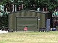 Maintenance unit at North London Cricket Club 1.jpg