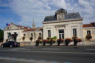 Le Haillan - Town hall
