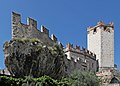 Malcesine - Castle - Goethe's direction of view.jpg