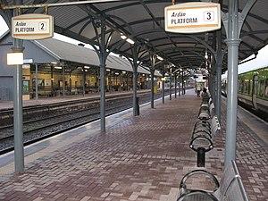 Mallow railway station - Mallow railway station
