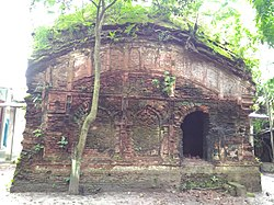 Manasha Temple, Shariatpur (back view).jpg