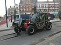 Manitou vehicle, north London (2).jpg