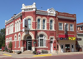 Mankato, KS First National Bank from SE 2.JPG