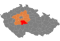 Map CZ - district Benesov.PNG