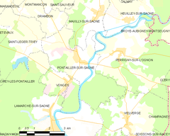Map commune FR insee code 21496.png