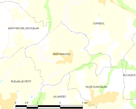 Map commune FR insee code 22315.png