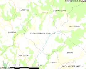 Map commune FR insee code 26298.png