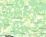 Map commune FR insee code 40274.png