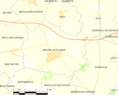 Map commune FR insee code 45030.png