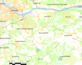 Map commune FR insee code 64407.png